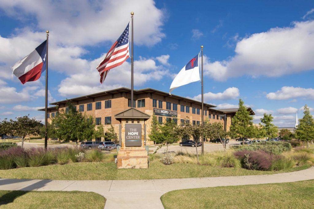 Hope Center in Plano, Texas!