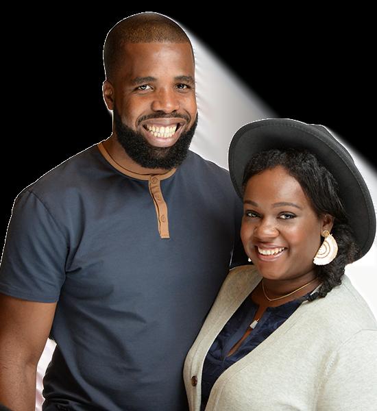 Okem and Amber Okolo -Ebube - Marriage BootCamp Directors
