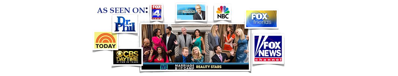 As Seen On Tv - Marriage Boot Camp